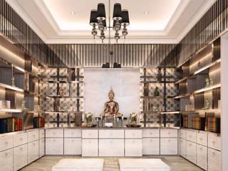 งานออกแบบรีโนเวทบ้าน:   by Luxxri Design
