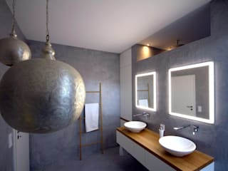 Modern bathroom by GERBER Ingenieure GmbH Modern