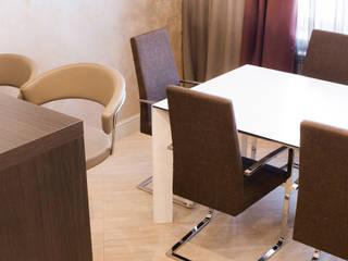 Минимализм в городской квартире.:  в . Автор – Дизайн-студия интерьера и ландшафта 'Деметра'