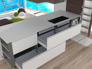 O seu Projeto Cozinhas modernas por Kitchen In Moderno