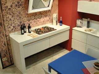 Cucina ARREX mod. Oriente di EML SRL Minimalista