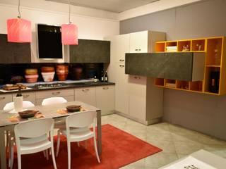 Cucina ARREX mod. Oriente Roccia di EML SRL Minimalista