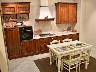 Cucina ARREX mod. Tiffany di EML SRL Rustico
