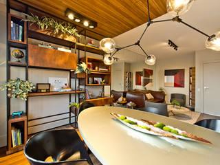 Espaço do Traço arquitetura Modern style study/office