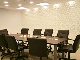 Modern office buildings by PRIGIONI Arquitectura y Diseño Modern