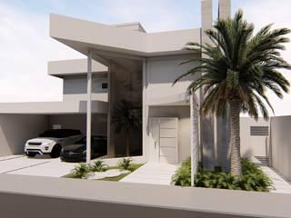 Arquiteta Frann Costa Modern Houses