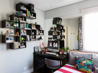 Studio Novak Modern style bedroom