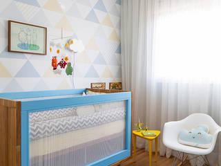 Chambre d'enfant scandinave par Studio Novak Scandinave