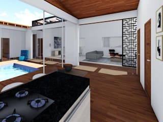 realizearquiteturaS Kitchen units