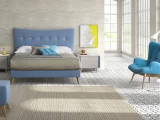 Intense mobiliário e interiores BedroomBeds & headboards