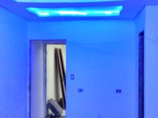 Flp Eletricista Dormitorios eclécticos