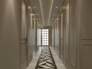 Pasillos y vestíbulos de estilo  por 50GR Mimarlık, Moderno