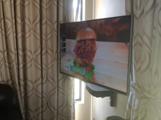Rustik Yatak Odası Rounded Pixels Media Rustik