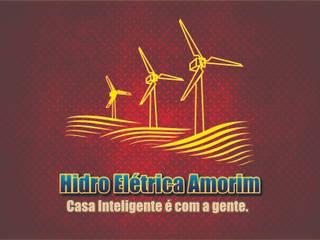 Familia CHayo - projeto Mk 27 por HIDRO ELETRICA AMORIM INSTALADORA