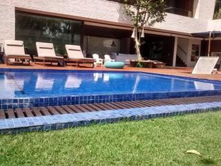 HIDRO ELETRICA AMORIM INSTALADORA Garden Pool
