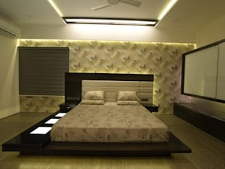 Modern style bedroom by Hasta architects Modern