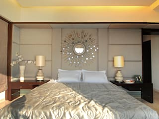 Bedroom by ozone interior