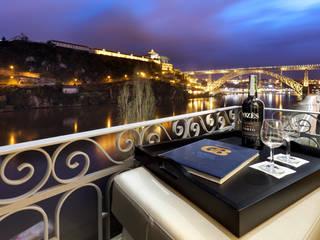 Hotel Eurostars Porto Douro:   por N&N-Arquitectura e Planeamento, Lda