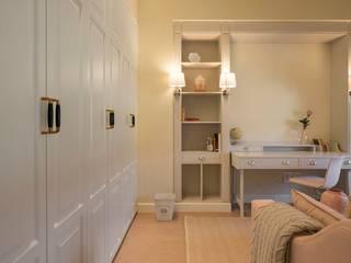 Reforma integral de vivienda Dormitorios de estilo clásico de Sube Susaeta Interiorismo Clásico