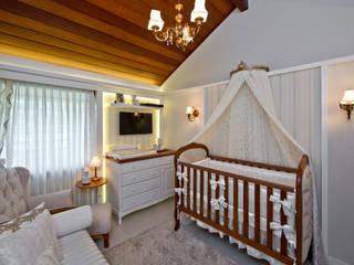 Espaço do Traço arquitetura 嬰兒房/兒童房