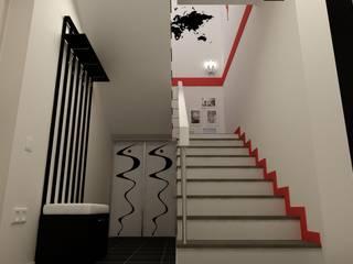 Авангард. Дизайн частного дома от Цунёв_Дизайн. Студия интерьерных решений. Эклектичный