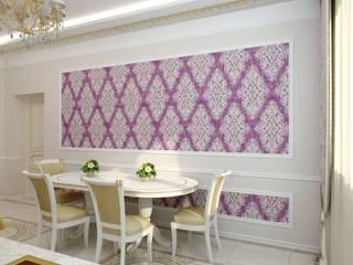 Дизайн классической кухни Кухня в классическом стиле от Цунёв_Дизайн. Студия интерьерных решений. Классический