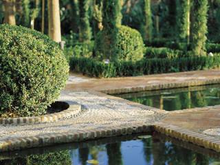 Jardines La Esencia Margarita Jiménez moreno Estanques de jardín Verde