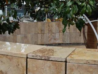 Pietre di Rapolano Moderne evenementenlocaties Steen Beige