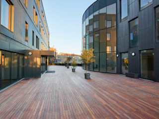 Hotel Eurostars Heroismo:   por N&N-Arquitectura e Planeamento, Lda