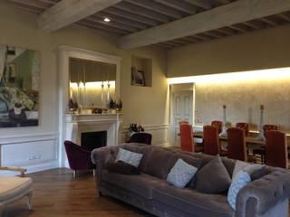 Klassische Wohnzimmer von Pietre di Rapolano Klassisch