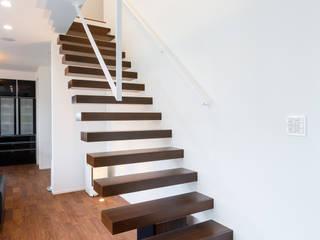 LobeSquare Tangga Metal Wood effect