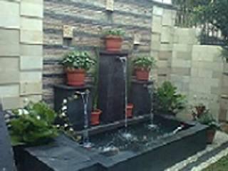 Jasa Pembuatan Kolam Minimalis:   by Toko Taman Landscape (Jasa Tukang Taman)