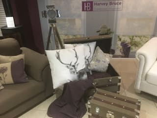 Showroom interior concepts by Harvey Bruce:   by Harvey Bruce Blinds, Shutters & Interiors