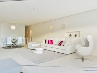 Diseño moderno Ibiza:  de estilo  de HTH DESIGN