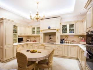 Кухня: Кухонные блоки в . Автор – Технологии дизайна, Классический