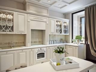 Кухня: Кухни в . Автор – Технологии дизайна, Классический