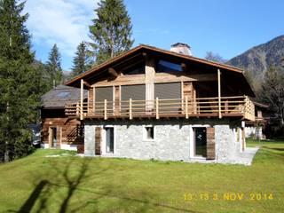 Eco-Costruire Alessandro Tosetti Case moderne