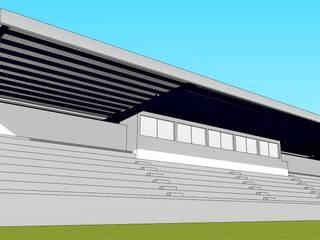 PE. Projectos de Engenharia, LDa Modern stadiums