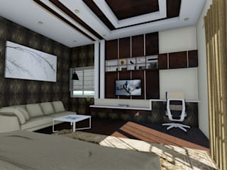 класичний  by Cfolios Design And Construction Solutions Pvt Ltd, Класичний