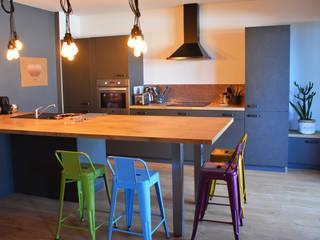 Einbauküche von Koya Architecture Intérieure, Industrial