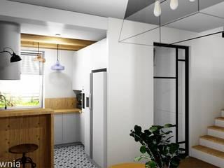 Kitchen by Projektownia Marzena Dąbrowska, Classic