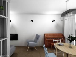 Salle à manger de style  par Projektownia Marzena Dąbrowska