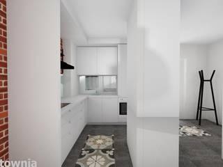 Kitchen by Projektownia Marzena Dąbrowska, Modern
