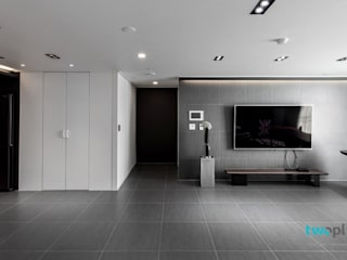 Salones de estilo  de 디자인투플라이