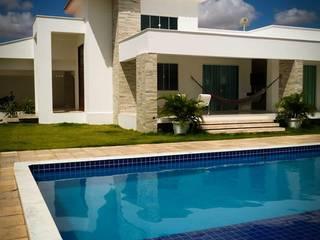 Casa RH por Renato Medeiros Arquitetura Moderno