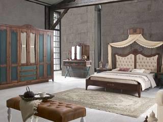 Yatak Odası Takımı Klasik Yatak Odası PapDükkan Klasik
