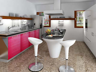 kitchens and interiors : modern  by Home  Solutions ,Modern