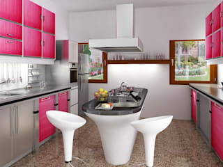 kitchens and interiors :   by Home  Solutions