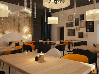 Artichok Design Commercial Spaces Brown