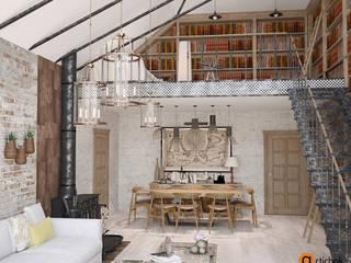 Artichok Design Living room Beige